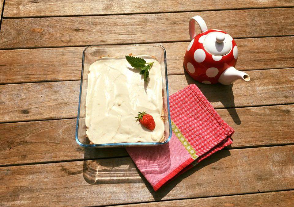 Möhrenkuchen, vegan und zuckerfrei