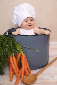 Das vegetarische Baby, Imela Erkenbrecht