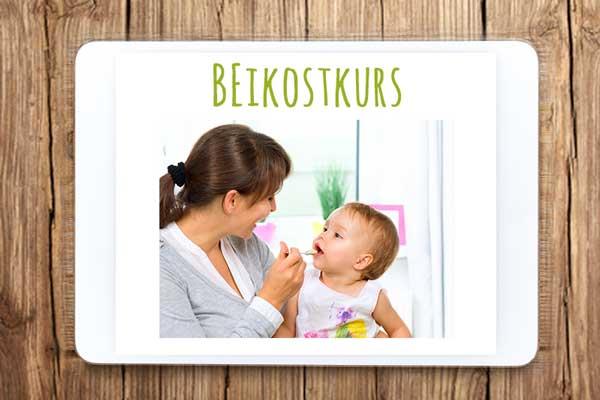 Beikost - Das Baby fängt mit Brei an