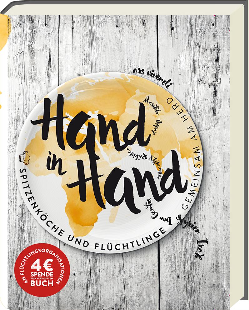 Hand in Hand – Spitzenköche und Flüchtlinge