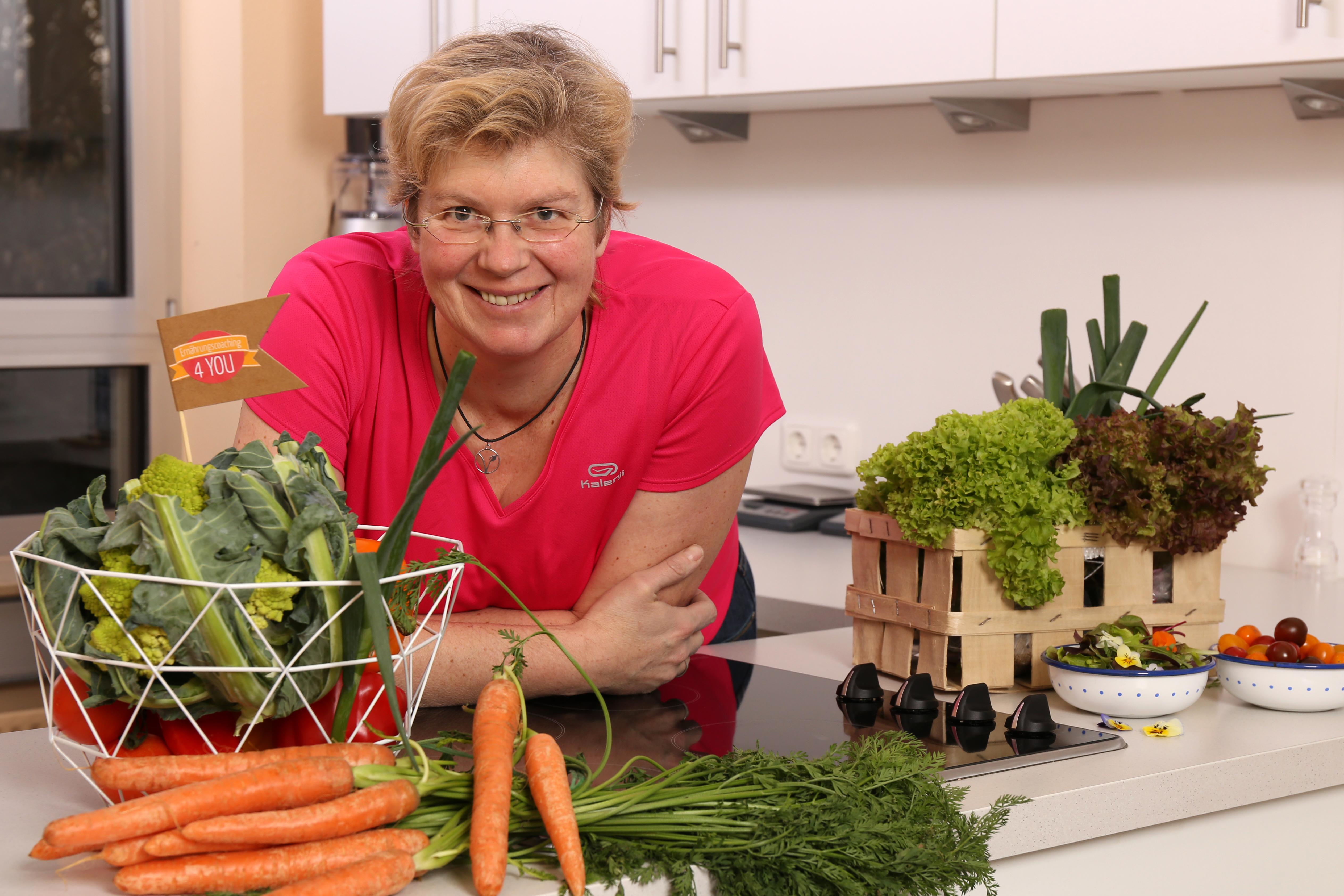 Nicola Herrmann, Hebamme, Ernährungsberaterin