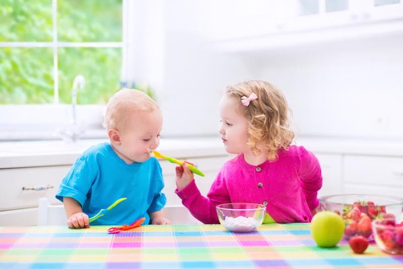 Zucker in Babybreien