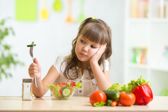 Meine Suppe ess ich nicht!  So essen Kinder mehr Gemüse