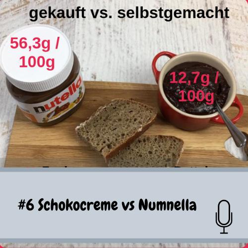 Numnella vs Schokocreme