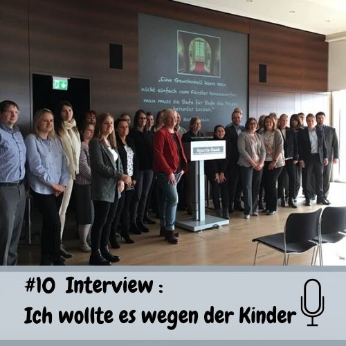 Interview: Zuckerfrei wegen der Kinder
