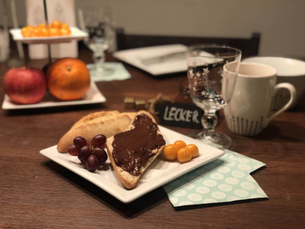nutella ersatz schokocreme zuckerfrei zuckerfreie familienk che gesunde vollwertige. Black Bedroom Furniture Sets. Home Design Ideas