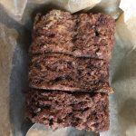 vegan und zuckerfreier Herzkuchen, gar nicht schwer