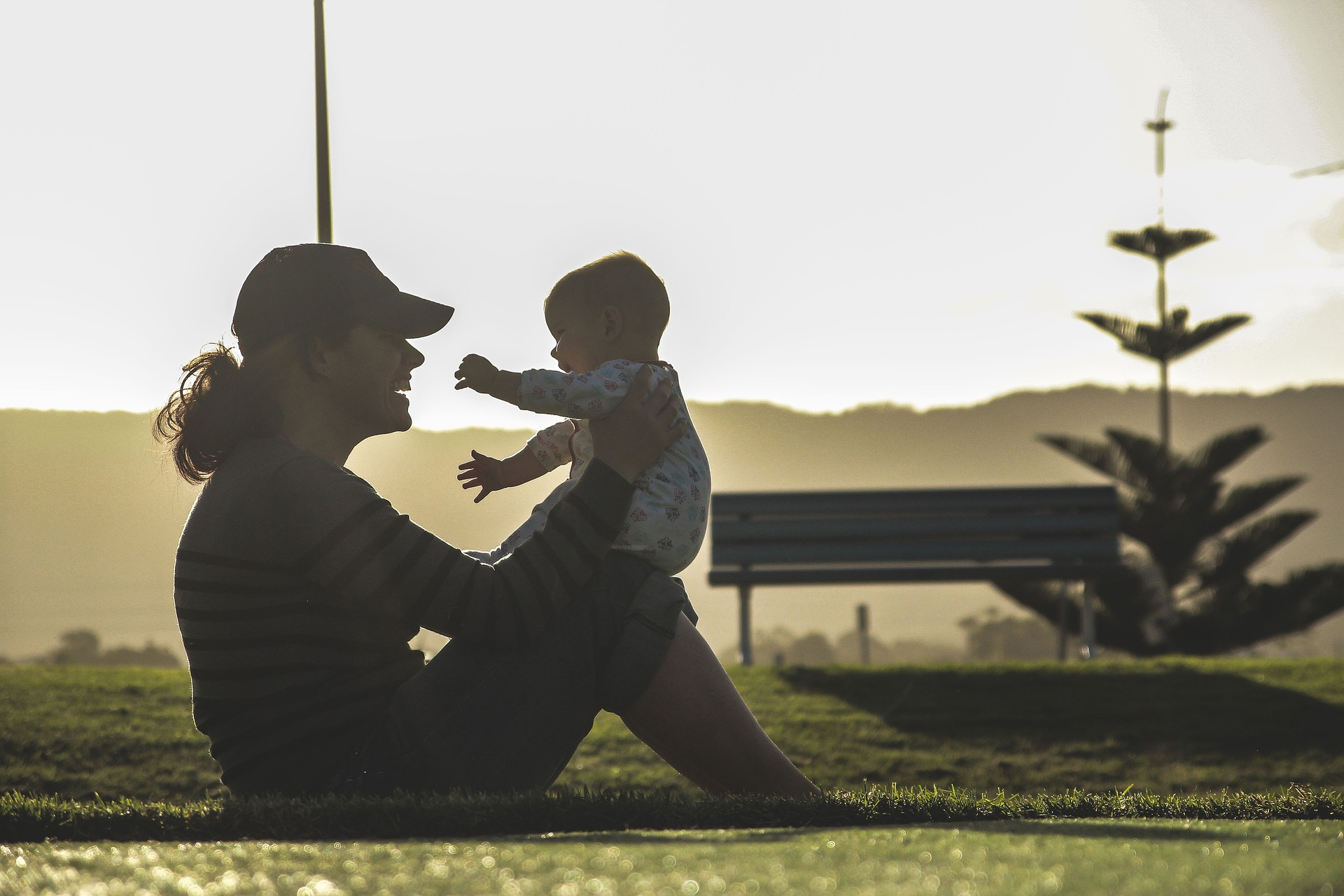 Komm in Bewegung!  Fitness mit Kind